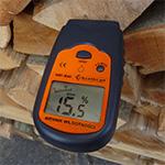 Titulní obrázek článku: Vlhkost dřeva a vliv na topení