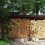Titulní obrázek článku: Sušíme a skladujeme dřevo na topení