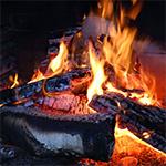 Titulní obrázek článku: Hlavní zásady bezpečného topení dřevem